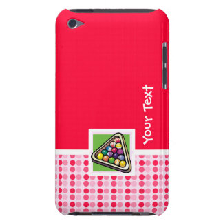 Cute Billiards Barely There iPod Case