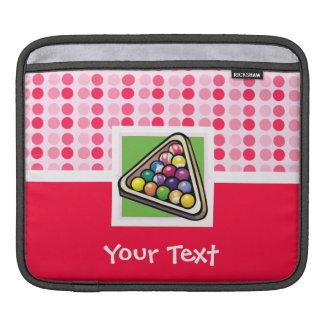 Cute Billiards iPad Sleeves