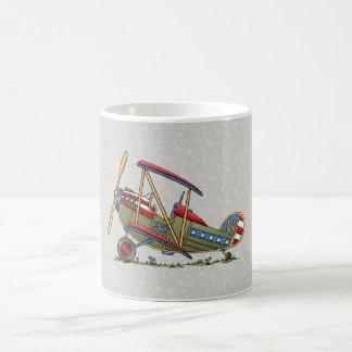 Cute Biplane Coffee Mug