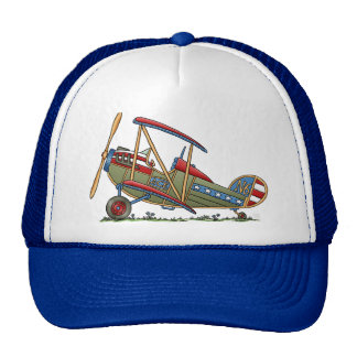 Cute Biplane Hats