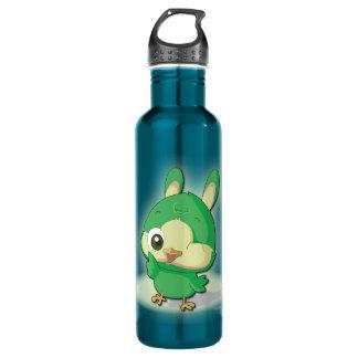 Cute Bird Funny Cartoon Character Kawaii Bottle