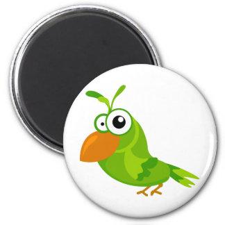 Cute bird fridge magnet