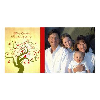 Cute Bird Swirl Tree Gifts and Invitations