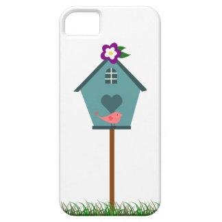 Cute Birdhouse iPhone Case
