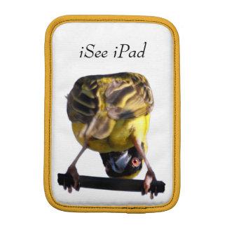Cute Birdie iPad Sleeve