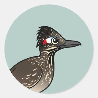 Cute Birdorable Roadrunner Stickers