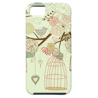 cute birds iPhone SE/5/5s case