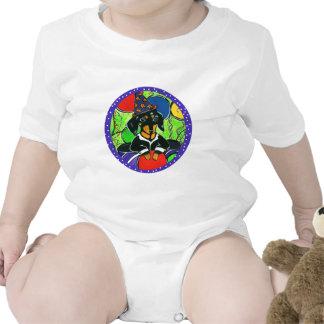 Cute Birthday Dachshund Baby Bodysuits