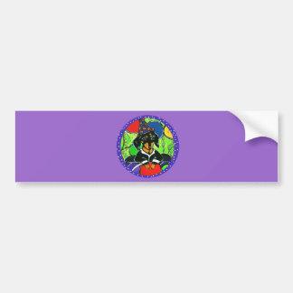 Cute Birthday Dachshund Bumper Sticker