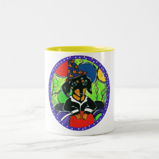 Cute Birthday Dachshund Coffee Mug