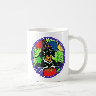 Cute Birthday Dachshund Mug