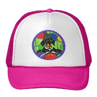 Cute Birthday Dachshund Trucker Hat
