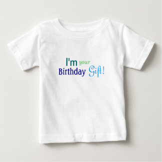 Cute Birthday Gift - Blue Shirt
