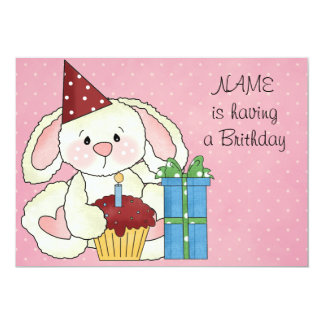 Cute Birthday Party Card
