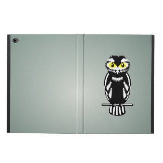 Cute Black and White Owl Powis iPad Air 2 Case