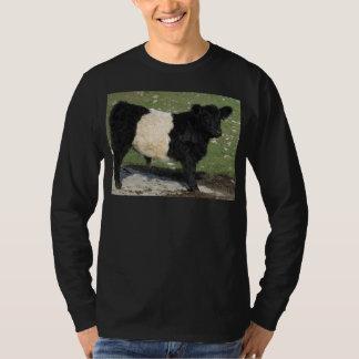 Cute Black Belted Galloway Calf T Shirt