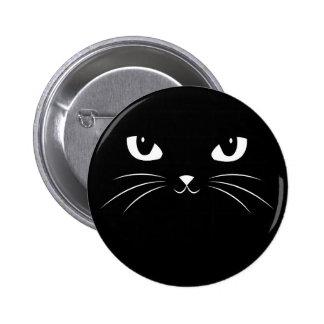 Cute Black Cat Pins