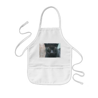 Cute Black Panther Aprons