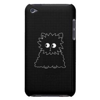 Cute Black Persian Cat. iPod Touch Case-Mate Case