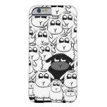 Cute black sheep iPhone 6 case