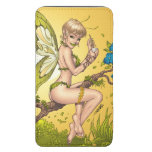 Cute Blond Fairy Drinking In The Sunshine Art Galaxy S5 Pouch