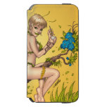 Cute Blond Fairy Drinking In The Sunshine Art Incipio Watson™ iPhone 6 Wallet Case