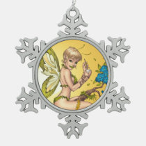 blond, elf, fairy, faerie, al rio, pinup, faeries, illustration, drawing, cute, jungle, [[missing key: type_photousa_ornamen]] with custom graphic design