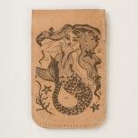 Cute Blonde Mermaid iPhone 6/6S Case