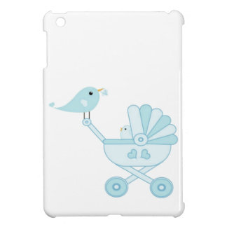 Cute Blue Baby Boy Cover For The iPad Mini