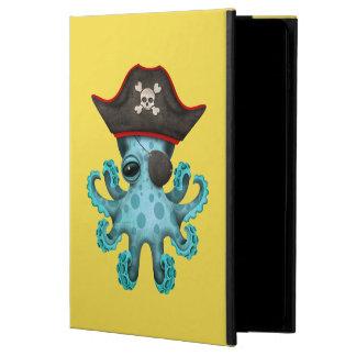 Cute Blue Baby Octopus Pirate Powis iPad Air 2 Case