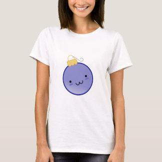 Cute Blue Christmas Ornament T-Shirt