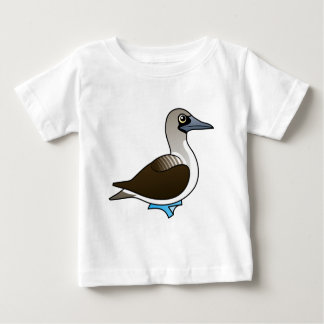 Cute Blue-footed Booby Baby T-Shirt