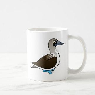 Cute Blue-footed Booby Classic White Coffee Mug