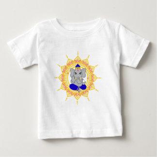 Cute Blue Ganesha Infant T-Shirt