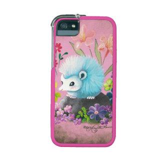 Cute Blue Hedgehog iPhone 5 Covers