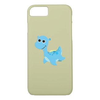 Cute Blue Nessie iPhone 8/7 Case