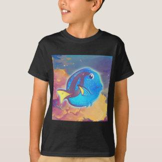 Cute Blue Tang Fish T-Shirt