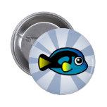 Cute Blue Tang Pins