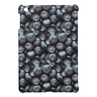 Cute Blueberry Fruit Pattern Case For The iPad Mini