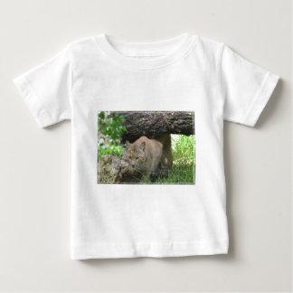 Cute Bobcat Baby T-Shirt
