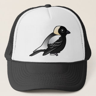 Cute Bobolink Trucker Hat