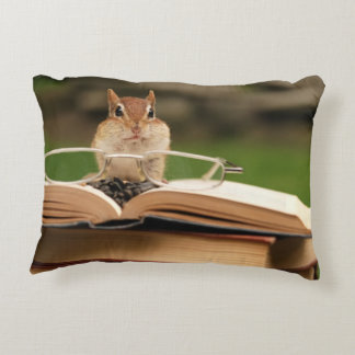 Animals Reading Pillows - Decorative & Throw Pillows Zazzle
