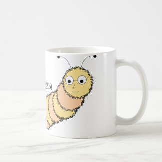 Cute Bookworm Mug