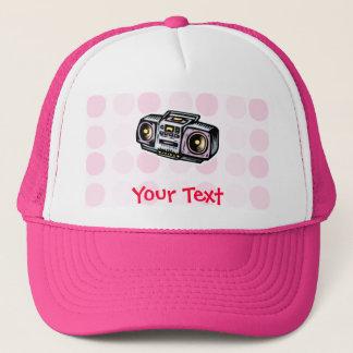 Cute Boombox Trucker Hat