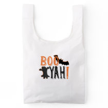cute booyah halloween reusable bag