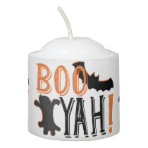 cute booyah halloween votive candle