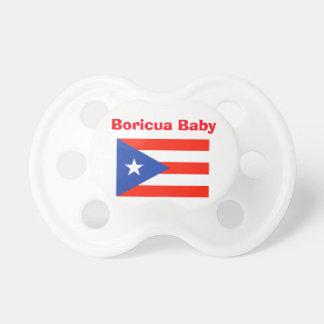 Cute Boricua Baby 4Sophia Pacifier
