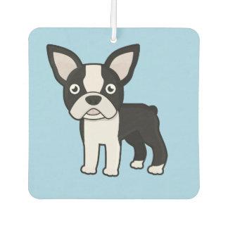 Cute Boston Terrier Air Freshener