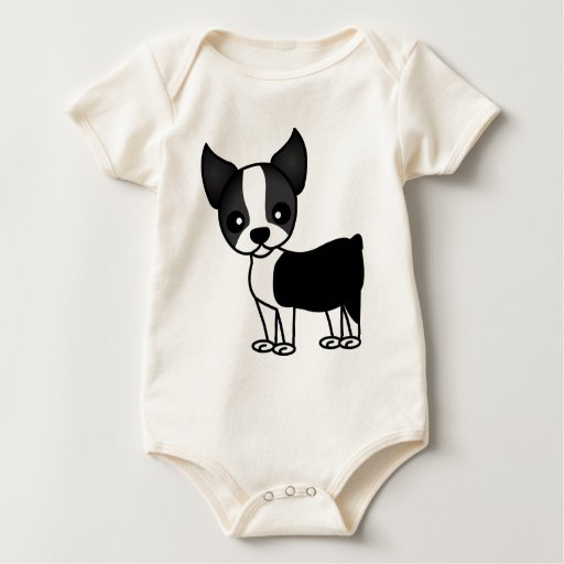 Boston Terrier Clothing For Babies