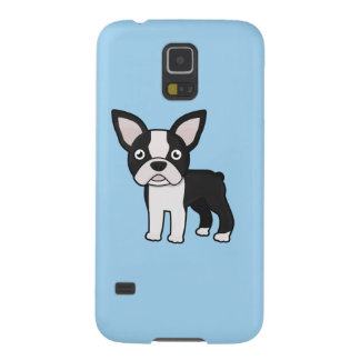 Cute Boston Terrier Case For Galaxy S5